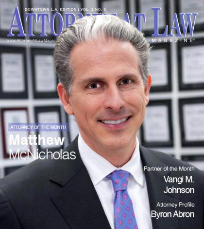 Matt's Attorney At Law Cover