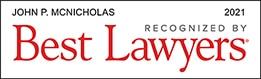 John P. McNicholas - Best Lawyers