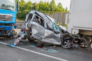 Crushing Injuries Related to Vehicle Collisions